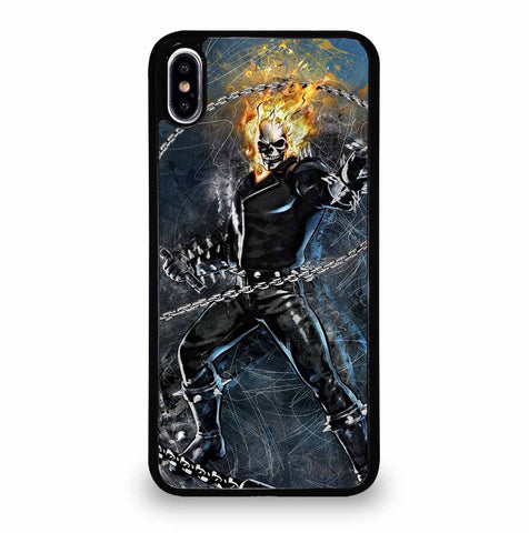 GHOST RIDER CHAIN for iPhone XS Max Case