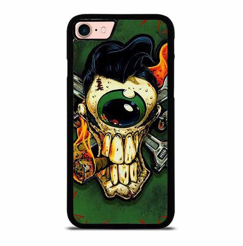 GREEN RAT FINK for iPhone 7 or 8 Case Cover