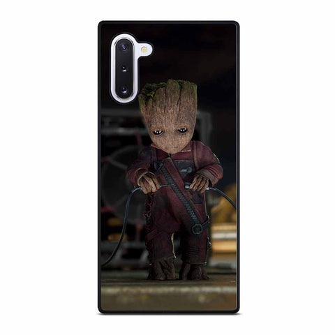GUARDIANS OF THE GALAXY GROOT for Samsung Galaxy Note 10 Case Cover