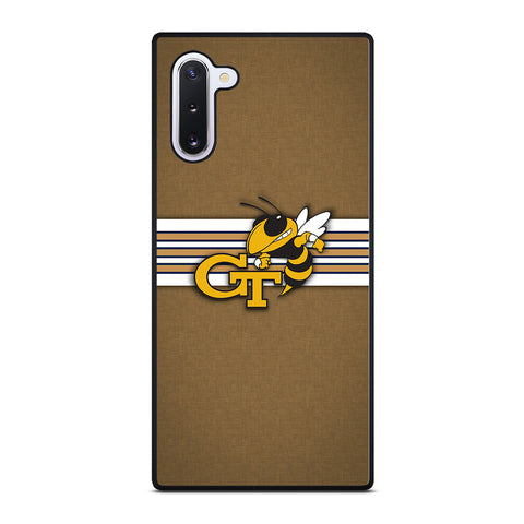 Georgia Tech Yellow Jackets for Samsung Galaxy Note 10 Case Cover