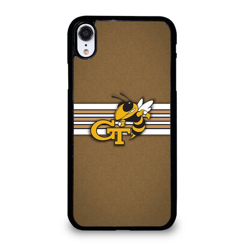 Georgia Tech Yellow Jackets for iPhone XR Case