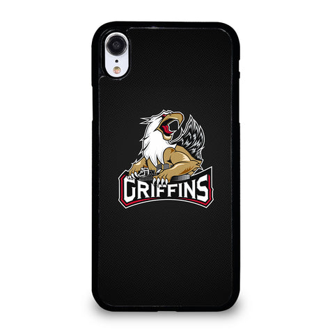 Grand Rapids Griffins for iPhone XR Case Cover