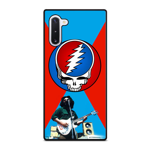 Grateful Dead Jerry Garcia Guitar for Samsung Galaxy Note 10 Case