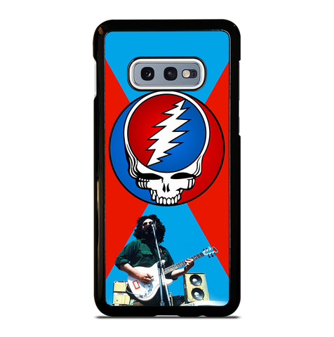 Grateful Dead Jerry Garcia Guitar for Samsung Galaxy S10e Case Cover