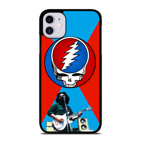 Grateful Dead Jerry Garcia Guitar for iPhone 11 Case Cover