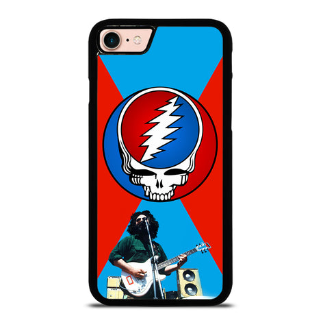 Grateful Dead Jerry Garcia Guitar for iPhone 7 and 8 Case