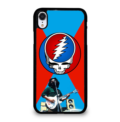 Grateful Dead Jerry Garcia Guitar for iPhone XR Case Cover