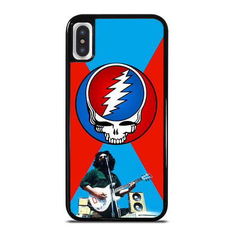 Grateful Dead Jerry Garcia Guitar for iPhone X and XS Case Cover