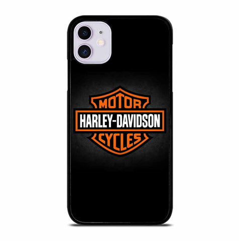 HARLEY DAVIDSON LOGO iPhone 11 Case Cover