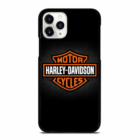 HARLEY DAVIDSON LOGO iPhone 11 Pro Case Cover