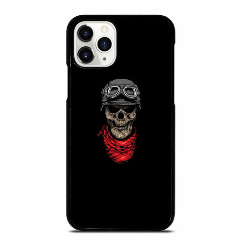 HEAD SKULL EYEWEAR for iPhone 11 Pro Case Cover