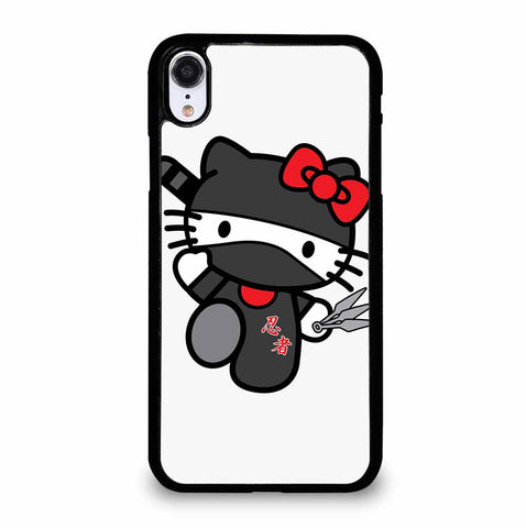 HELLO KITTY NINJA iPhone XR Case Cover