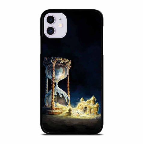 HOURGLASS SAND CASTLE GAMES iPhone 11 Case