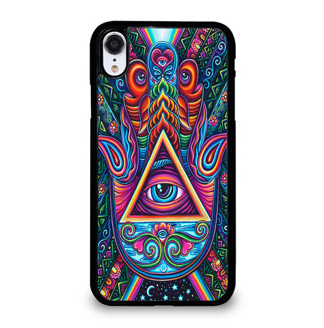 Hamsa Middle East for iPhone XR Case Cover