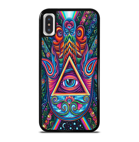 Hamsa Middle East for iPhone X and XS Case Cover