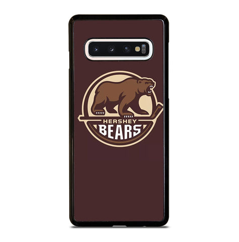 Hershey Bears Logo for Samsung Galaxy S10 Case Cover