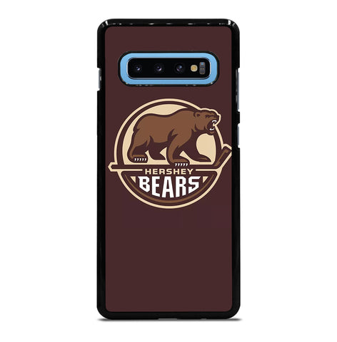 Hershey Bears Logo for Samsung Galaxy S10 Plus Case