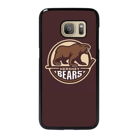 Hershey Bears Logo for Samsung Galaxy S7 Case Cover