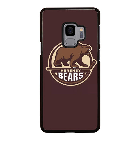 Hershey Bears Logo for Samsung Galaxy S9 Case Cover