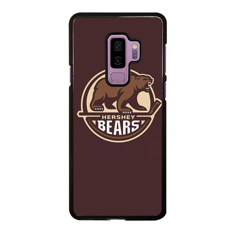 Hershey Bears Logo for Samsung Galaxy S9 Plus Case