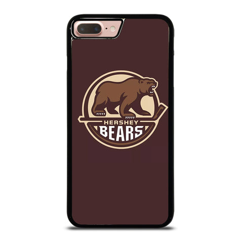 Hershey Bears Logo for iPhone 7 and 8 Plus Case Cover