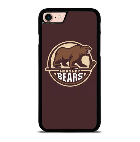 Hershey Bears Logo for iPhone 7 or 8 Case Cover