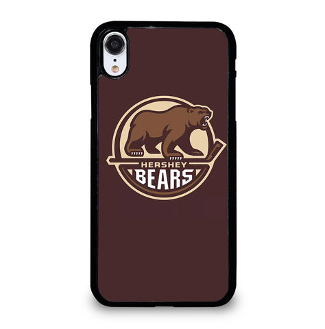 Hershey Bears Logo for iPhone XR Case