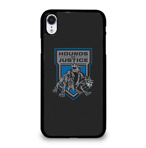 Hounds of Justice for iPhone XR Case Cover
