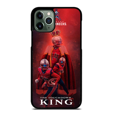 Houston Roughnecks for iPhone 11 Pro Max Case Cover