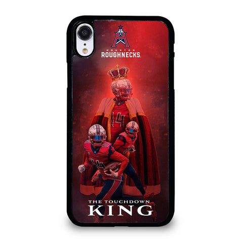 Houston Roughnecks for iPhone XR Case Cover
