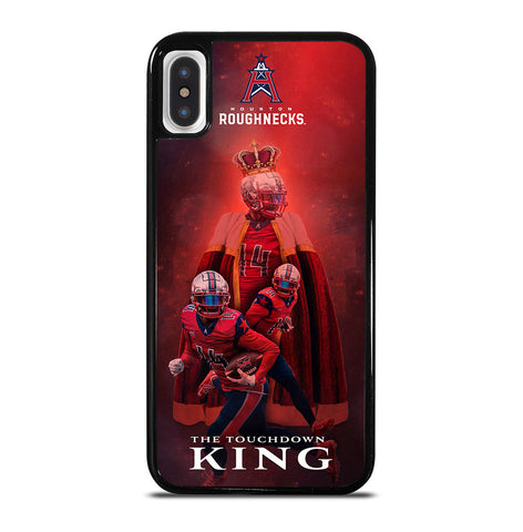 Houston Roughnecks for iPhone X or XS Case