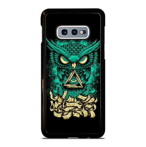 Illuminati Owl for Samsung Galaxy S10e Case Cover