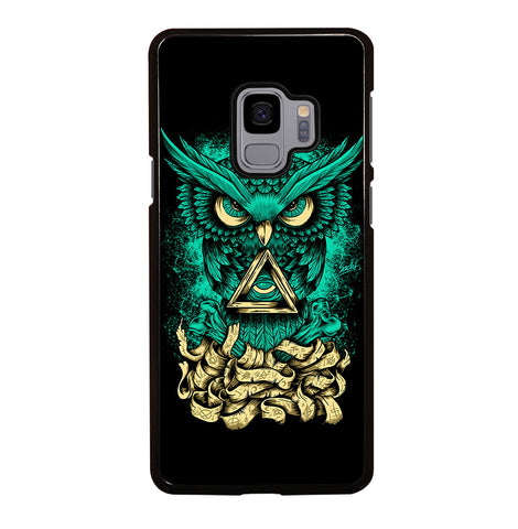 Illuminati Owl for Samsung Galaxy S9 Case Cover