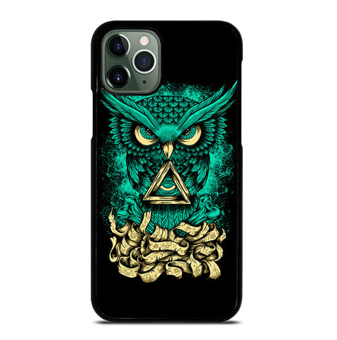 Illuminati Owl for iPhone 11 Pro Max Case