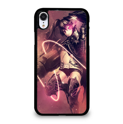Insane Black Rock Shooter for iPhone XR Case Cover