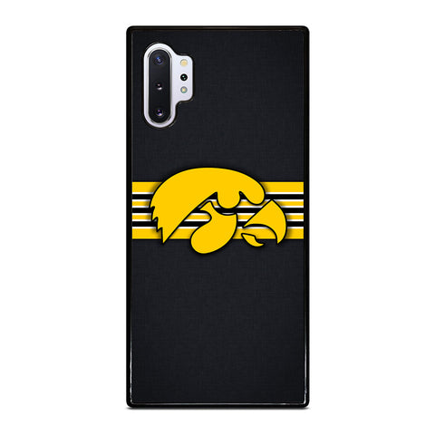 Iowa Hawkeyes for Samsung Galaxy Note 10 Plus Case