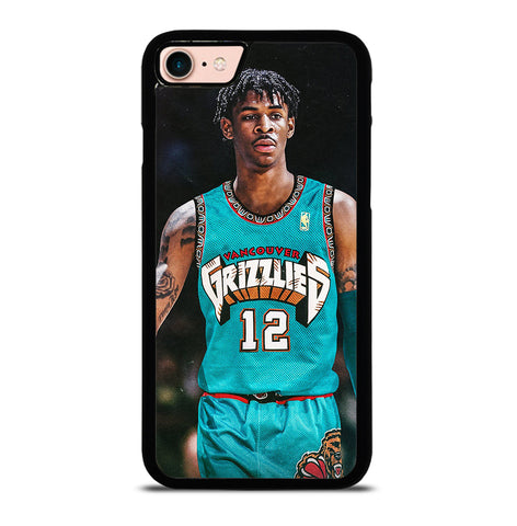 JA MORANT MEMPHIS GRIZZLIES for iPhone 7 or 8 Case Cover