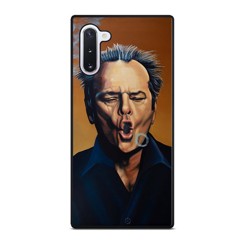 Jack Nicholson Painting for Samsung Galaxy Note 10 Case