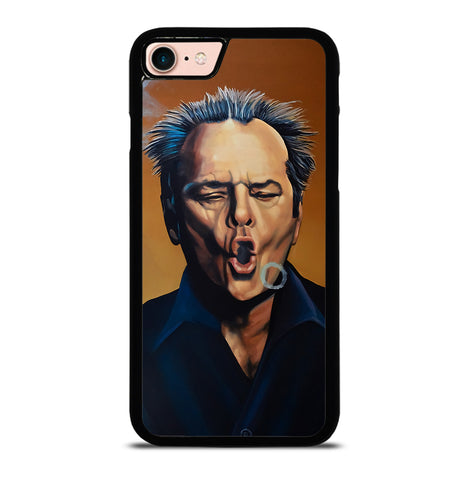 Jack Nicholson Painting for iPhone 7 and 8 Case