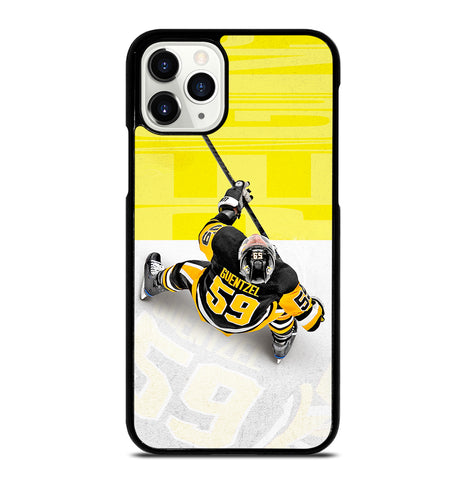 Jake Guentzel Pittsburgh Penguins for iPhone 11 Pro Case Cover