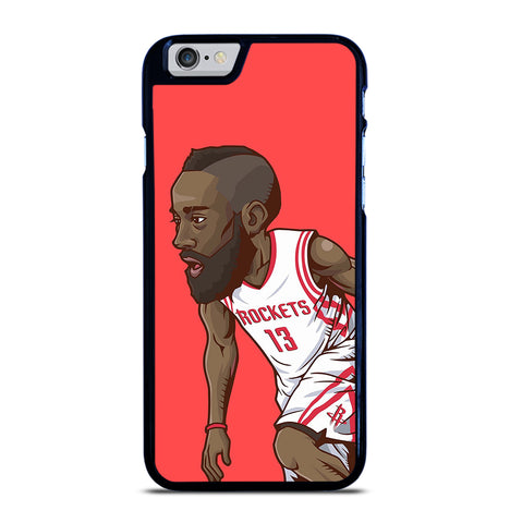 James Harden Houston Rockets Art iPhone 6 / 6s Case