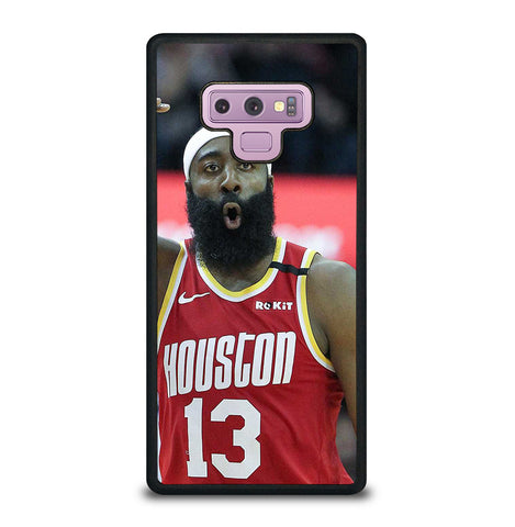 James Harden Rockets Art5 for Samsung Galaxy Note 9 Case