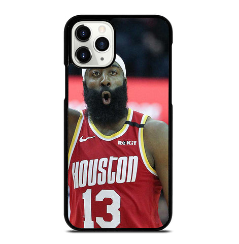 James Harden Rockets Art5 for iPhone 11 Pro Case