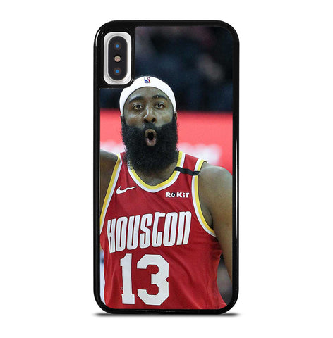 James Harden Rockets Art5 for iPhone X or XS Case