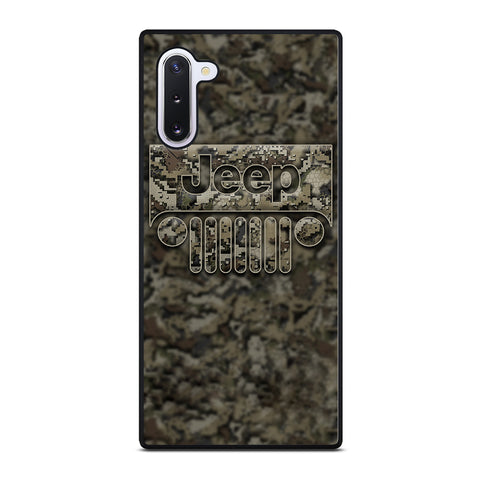 Jeep Camo for Samsung Galaxy Note 10 Case