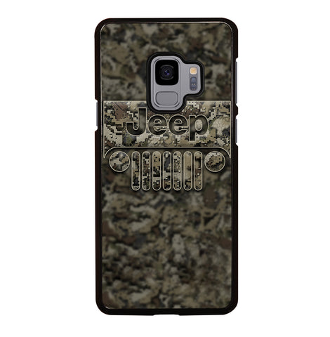 Jeep Camo for Samsung Galaxy S9 Case Cover
