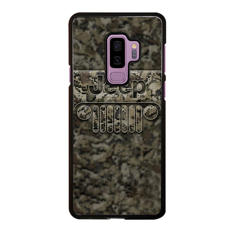 Jeep Camo for Samsung Galaxy S9 Plus Case