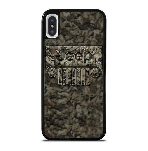 Jeep Camo for iPhone X and XS Case Cover