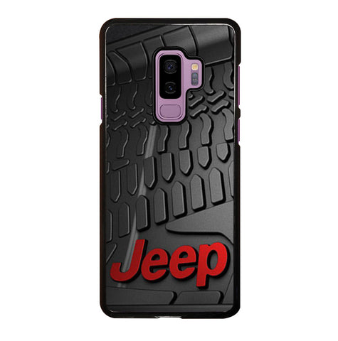 Jeep Wrangler Logo for Samsung Galaxy S9 Plus Case Cover