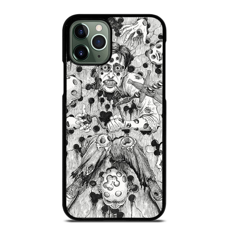 Junji Ito Collection for iPhone 11 Pro Max Case Cover